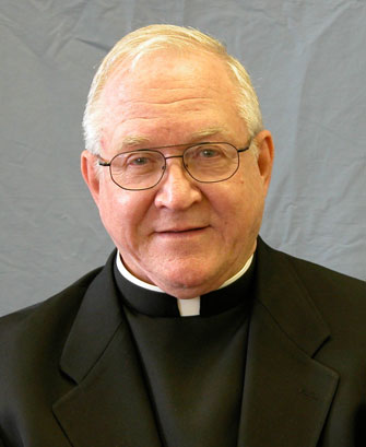 At 83, Fr. Bernie Falls in Love!