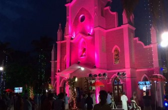 St. Joseph Church in India is Dedicated