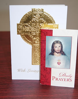 Cards & Prayer Books