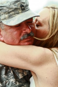 Prayer of a Spouse for a Departing Soldier