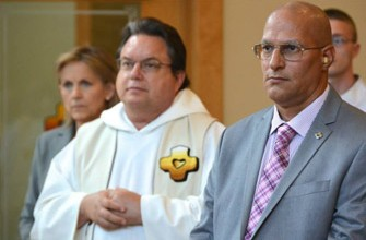 Br. Clay Diaz Makes Final Profession
