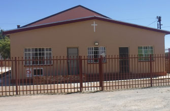 Divine Mercy Centre Opens in South Africa